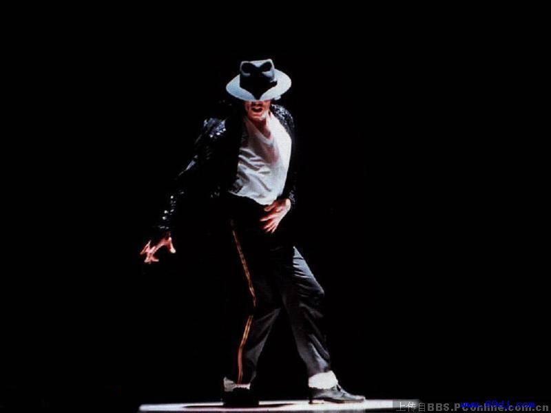 鬼步-迈克杰克逊舞曲